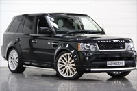 Used Land Rover Range Rover Sport TDV6 Stormer Edition Auto FULL AUTOBIOGRAPHY KIT
