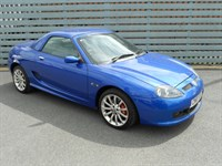 Used MG TF 135 LE 500