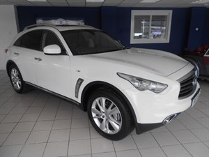 used Infiniti FX FX30D in cwmbran-gwen-south-wales