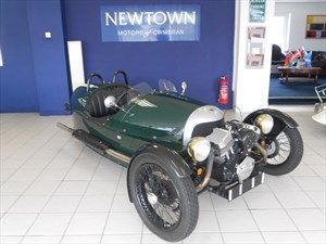 used Morgan 3 Wheeler  in cwmbran-gwen-south-wales
