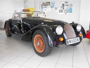 used Morgan 4/4 INJECTION in cwmbran-gwen-south-wales