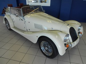 used Morgan Plus 4 4 Seater in cwmbran-gwen-south-wales