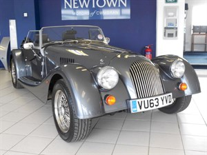 used Morgan Plus 4  in cwmbran-gwen-south-wales