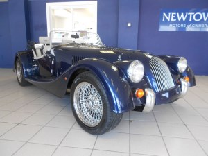 used Morgan Roadster V6 New For Immediate Delivery in cwmbran-gwen-south-wales