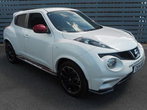used Nissan Juke NISMO DIG-T in cwmbran-gwen-south-wales