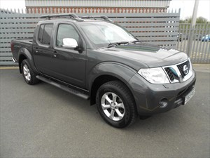 used Nissan Navara DCI TEKNA SHR in cwmbran-gwen-south-wales