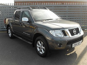 used Nissan Navara DCI TEKNA in cwmbran-gwen-south-wales