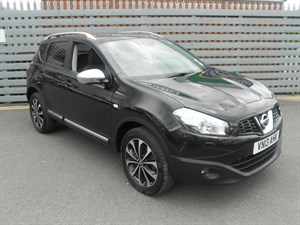 used Nissan Qashqai TEKNA IS DCIS/S in cwmbran-gwen-south-wales