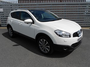 used Nissan Qashqai TEKNA DCI in cwmbran-gwen-south-wales