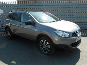 used Nissan Qashqai+2 DCI 360 in cwmbran-gwen-south-wales