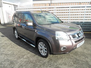 used Nissan X-Trail DCI N-TEC PLUS in cwmbran-gwen-south-wales
