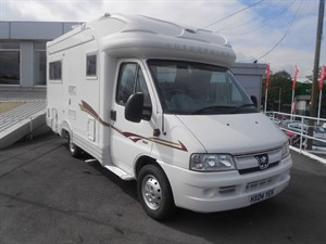 used Peugeot Boxer 330 LX MWB HDI in cwmbran-gwen-south-wales