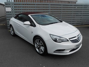 used Vauxhall Cascada ELITE CDTI S/S in cwmbran-gwen-south-wales