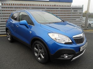 used Vauxhall Mokka SE CDTI S/S in cwmbran-gwen-south-wales
