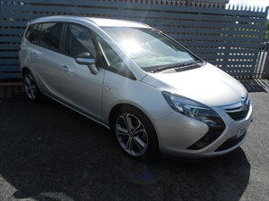 used Vauxhall Zafira TOURER SRI CDTI S/S in cwmbran-gwen-south-wales