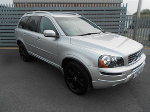 used Volvo XC90 D5 SE AWD in cwmbran-gwen-south-wales