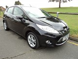Car of the week - Ford Fiesta Zetec with Bluetooth, USB and Full Size Spare - Only £8,995