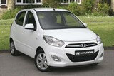 Car of the week - Hyundai i10 Style + Hyundai Warranty to March 2017 + - Only £6,495