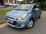 Car of the week - Hyundai ix20 Style CRDi + Panoramic Roof + Up To 67mpg + - Only £9,495