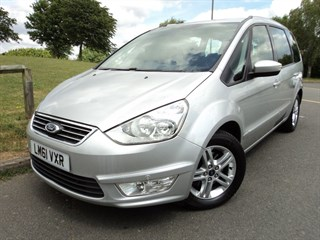 Ford Galaxy Zetec TDCi  Diesel  Automatic  7-Seat