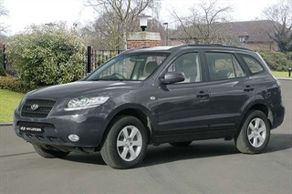 Hyundai Santa Fe Limited  Euro IV Diesel  4x4