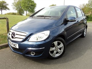 Mercedes-Benz B160 SE  Automatic  Panorama Roof
