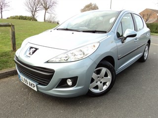 Peugeot 207 Verve  Special Edition  Bluetooth