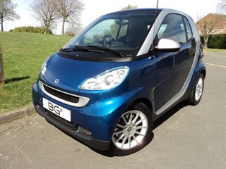 Smart Fortwo Coupe Passion  Panoramic Roof