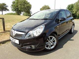 Vauxhall Corsa SXi  Air Conditioning  1600 Extras