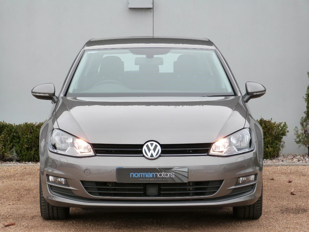 used limestone grey vw golf for sale dorset. Black Bedroom Furniture Sets. Home Design Ideas