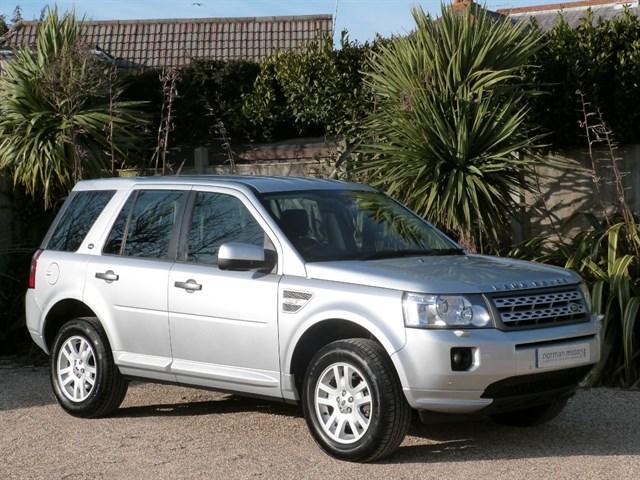 Land Rover Freelander SD4 XS