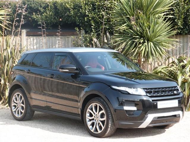 Land Rover Range Rover Evoque Dynamic Plus AWD