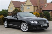 Used Bentley Continental GTC MULLINER PACK STUNNING CAR