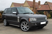 """Used Land Rover Range Rover Vogue 3.0 TDV6 with 22"""" Hawke Alloys"""