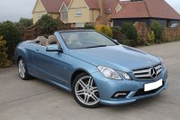 Used Mercedes E200 CGI BLUEEFFICIENCY SPORT