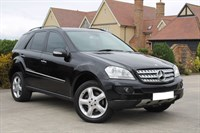 Used Mercedes ML320 CDI SPORT LOW MILES