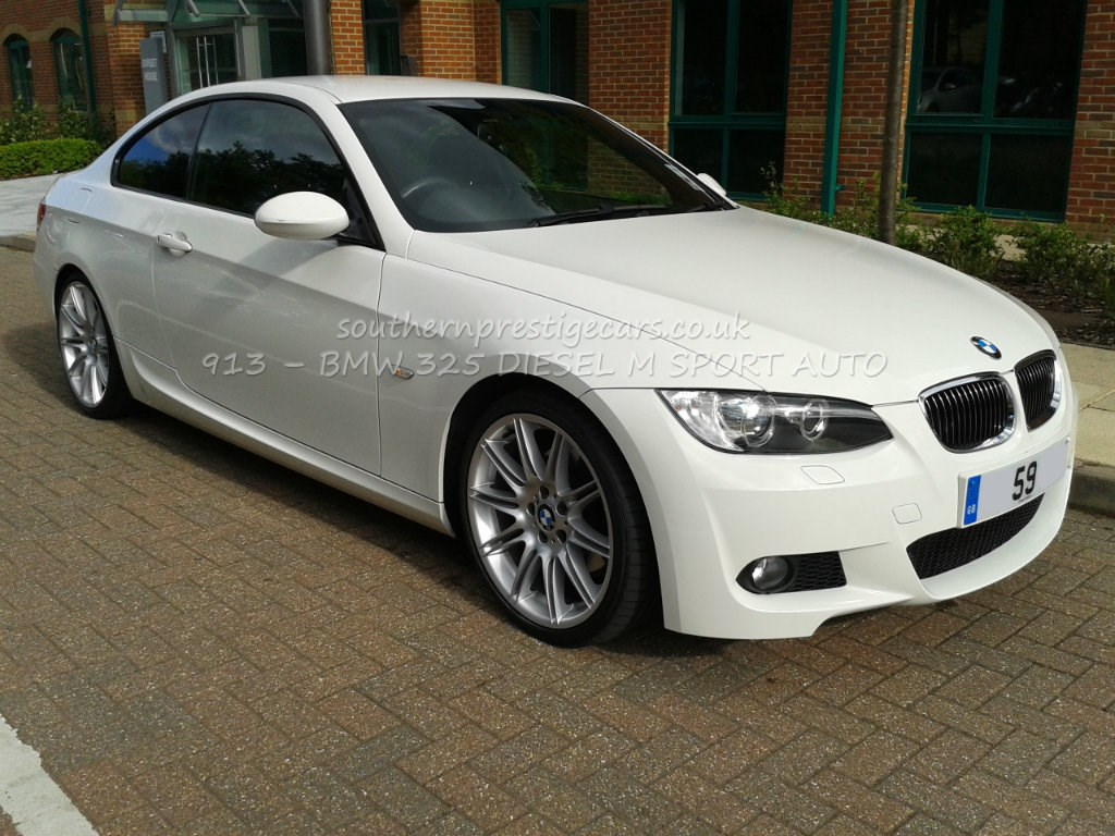 used bmw 3 series 325d 3 series m sport 2dr auto for sale in surrey southern prestige cars. Black Bedroom Furniture Sets. Home Design Ideas