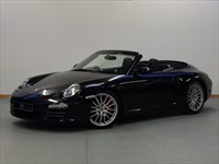 Used Porsche 911 CARRERA 4 S Wide Body, Sat Nav, 19'' Carerra Alloys