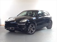 Used Porsche Cayenne 4.2 S Tiptronic Huge Extra's List, Inc VAT