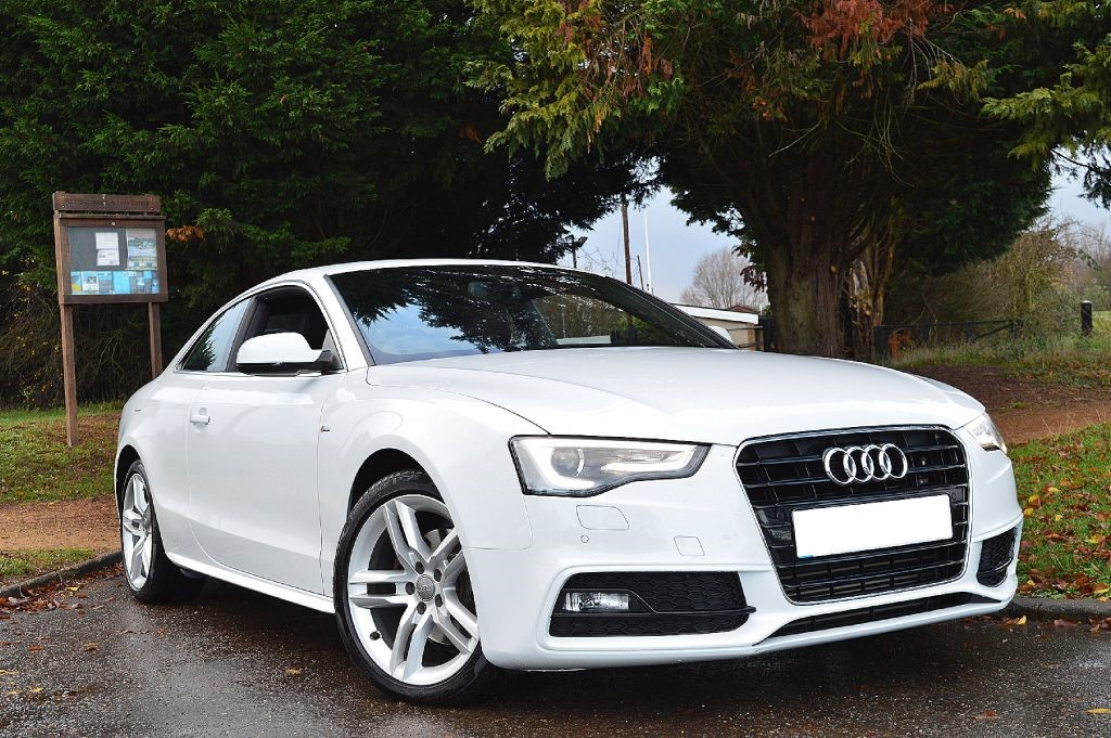 Used ibis white audi a5 for sale essex - White audi a5 coupe for sale ...