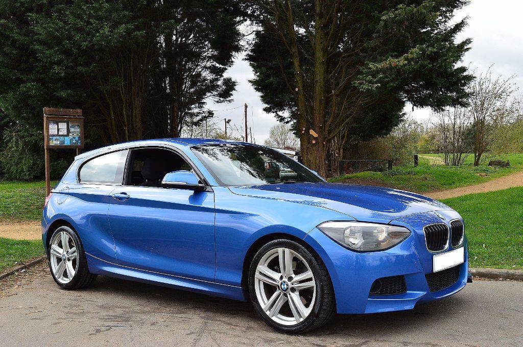 used estoril blue bmw 120d for sale essex. Black Bedroom Furniture Sets. Home Design Ideas