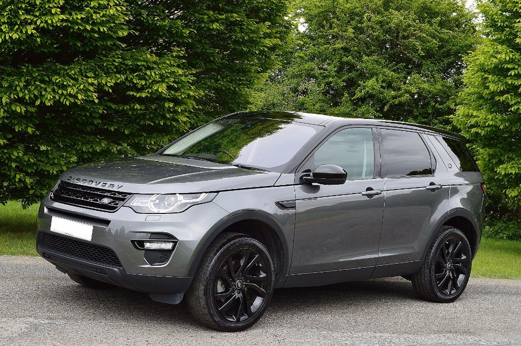 Used Corris Grey Land Rover Discovery Sport For Sale Essex