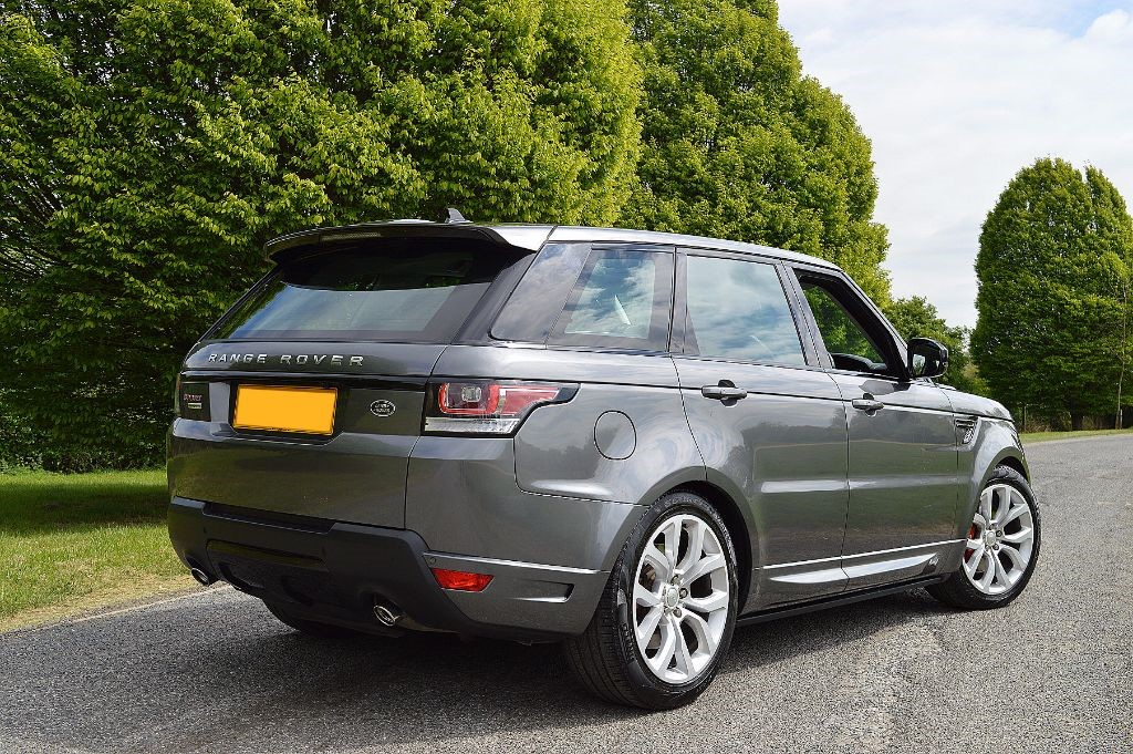 Used Corris Grey Land Rover Range Rover Sport for Sale | Essex