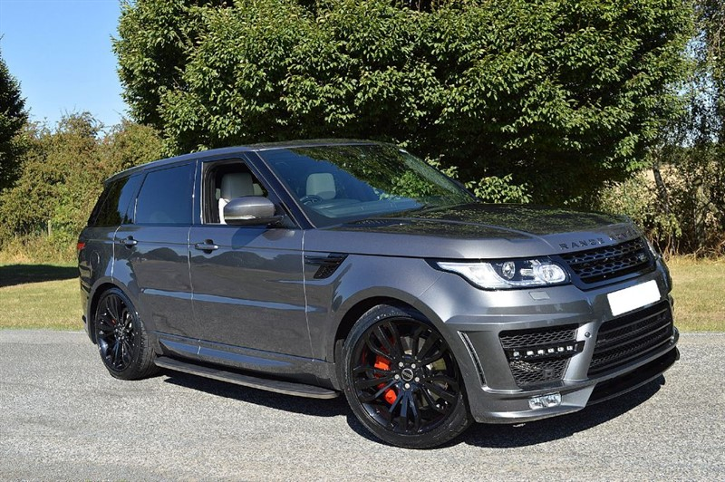 Used Grey Land Rover Range Rover Sport For Sale Essex