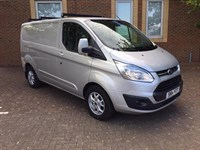 Used Ford Transit Custom TDCi 125ps Low Roof Limited Van