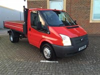 Used Ford Transit Tipper TDCi 125ps [DRW]