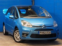 Used Citroen C4 Picasso e-HDi Airdream Exclusive 5dr EGS6