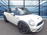 Used MINI Convertible Cooper S 3dr, Air Conditioning, Convertable, Front Windows And