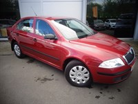 Used Skoda Octavia Classic Fsi 5dr, Air Conditioning, Front Windows & Remote