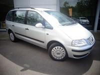 Used VW Sharan S TDi 140 DSG BlueMotion Automatic, Remote Central Locking & Ele